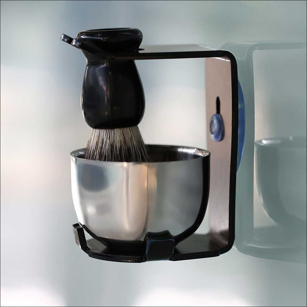 Men S Grooming Gift Set Australia Black Shaving Brush
